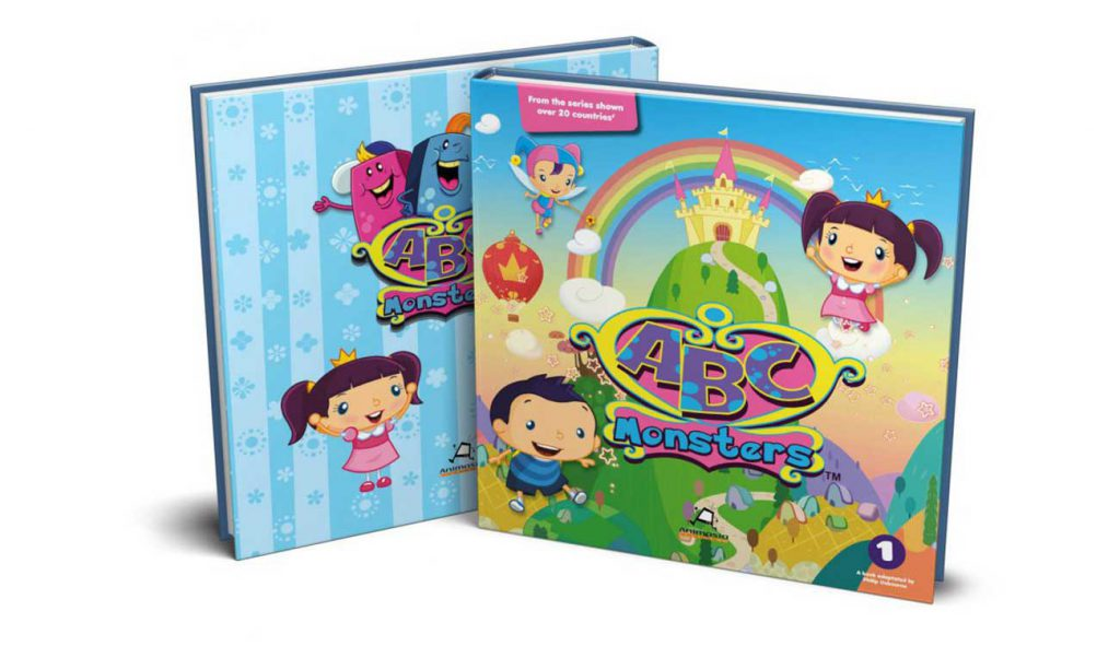 ABC Monsters Books