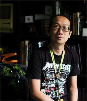 Animasia Animation Studio - ahLoong, Chief Operating Officer