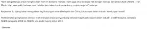 STUDIO ANIMASI MALAYSIA, CHINA HASILKAN CHUCK CHICKEN – THE MOVIE - Article 3