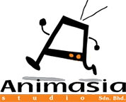 Animation studio Malaysia - animasia animation studio logo